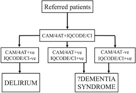 Delirium And Dementia In Older People A Complex Link