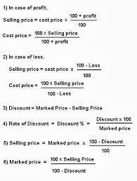 business math business mathematics math formulas online middle school
