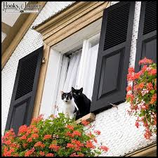 how to enhance home decor elegance with exterior shutters hooks lattice blog