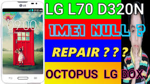 LG L70 D320N IMEI NULL REPAIR VIA ...