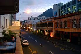 Sydafrika Kapstaden Att resa