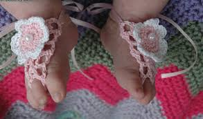 Free Crochet Patterns For Baby Sandals New Inspiration Design