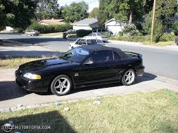 1995 Ford Mustang GT id 3158