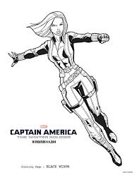 Captain America Shield Coloring Pages Bestofcoloringcom