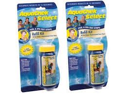 Aquachek Select Color Chart 100 New Aquachek Select Refill Swimming Pool Spa 7