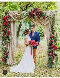 40 outdoor fall wedding arch and altar ideas fl wedding altars and arch