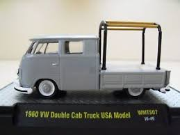 M2 MACHINES - AUTO-THENTICS WALMART EXCLUSIVE - 1960 VW DOUBLE CAB ...