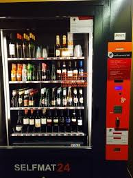 Vending Machine Beer Beauteous Beer And Wine Vending Machine Amazing Picture Of IQ Hotel Roma