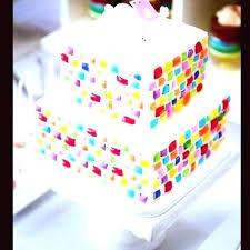 20 Cute Easy Cake Decorating Ideas So Cute Summer Fun Cake