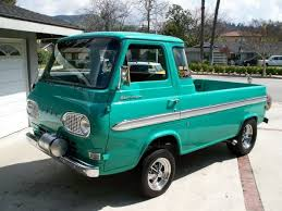 Ford Econoline Pickup | Classic Cars, Vintage Race Cars, Rat Rods ...