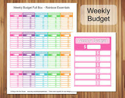 Free Budget Download 29 Budget Templates Word Excel Pdf Free Premium