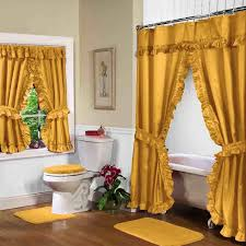 Photo 2 of 7 Amazoncom Popular Bath Contempo Blue With Attached Valance  Ideas Designer Shower Curtains 2017 Zzot Gl Sl