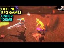 best offline rpg games under 100mb