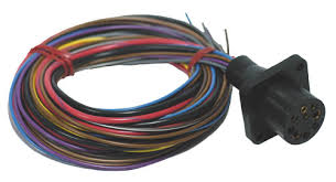 marine engine boat wiring harnesses custom mercruiser style harness