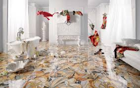 view in gallery fl motif printed tile peronda candela thumb 630xauto 56172 25 beautiful tile flooring ideas for living