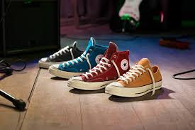 converse vintage. the converse chuck taylor all star \u002770 vintage suede is available now online from size? d