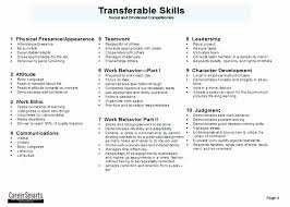 Soft Skills For Resume Extraordinary Soft Skills Resume Soft Skills Trainer Professional Templates Tosoft