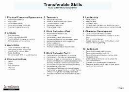 Soft Skills For Resume Extraordinary Soft Skills Resume Soft Skills Trainer Professional Templates Tosoft