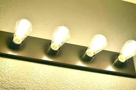 makeup vanity light bulbs best led light bulbs for bathroom makeup vanity lighting likable makeup mirror