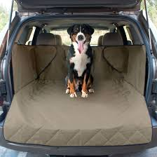 wouldn t it be a lot easier and er to get a dog cargo liner instead