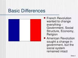 Compare American And French Revolution Venn Diagram How Were The American And French Revolutions Similar How