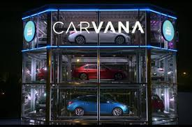 Carvana Vending Machine Atlanta Cool Carvana Launches The First FullyAutomated CoinOperated Car