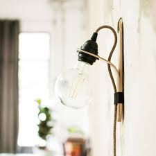 Wooden Hanging Portable Handmade Wall Lamp In 2019 Handcrafted