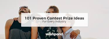 101 Proven Contest Prize Ideas For Every Industry