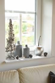 Dekoration Für Schmale Fensterbänke