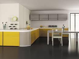 Bent Kitchen