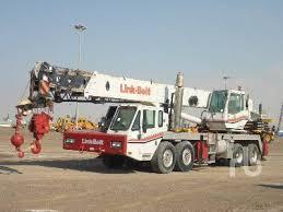 Link Belt Htc8660 Hydraulic Truck Crane Specs Dimensions