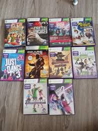 Xbox 360 Kinect console with all games ...