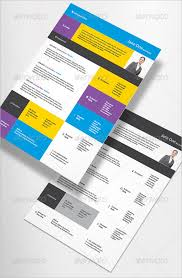 Indesign Resume Template Custom 60 Contemporary Resume Templates To Impress Any Employer WiseStep