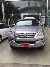 Price Toyota Fortuner Turbo Diesel V - Toyota Africa Export - 1781