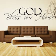 god bless our house wall sticker on allah bless this home wall art with god bless our house wall sticker removable wall stickers and wall