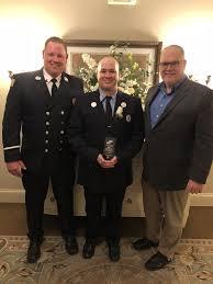 Groveland Firefighter Brian Belfiore Awarded for Saving the Life ...