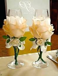 wine glass centerpieces for weddings cool wine glass centerpiece org for wedding image decoration idea elegant wine glass centerpieces for weddings