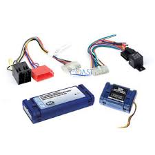 car radio stereo onstar wire harness interface for 2003 2007 image is loading car radio stereo onstar wire harness interface for