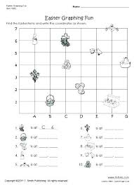 Graphing Points On A Coordinate Plane Worksheet