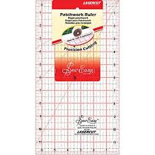 Quilting Rulers and Templates: Amazon.co.uk & Tacony Corporation Plastic SewEasy Patchwork Quilt Ruler-12-inch x 6.5-inch Adamdwight.com