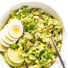 avocado egg salad recipe wholesome yum