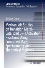 mechanistic studies on transition metal catalyzed c h gui juan   preview