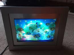 electric fish tank