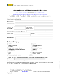 Business Account Application Ikea Application Doc Template Pdffiller