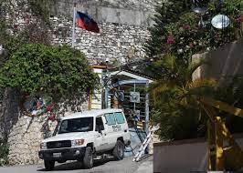 Haiti police battle gunmen who killed ...