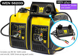 honda eu2000i inverter generator everything you need to know wen 56421 parallel connection kit for the 56200i inverter generator