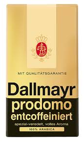 In 1930, dallmayr started to sell coffee, and the main store in munich purchased electric coffee roasting equipment. Dallmayr Prodomo Taste In Perfection