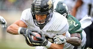 Music City Bowl Purdue Football Te Brycen Hopkins Son Of Titans Great