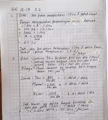 Yang tau prakarya kelas 8 semester 1 lembar kerja 2 hal 7. Kunci Jawaban Matematika Kelas 7 Semester 2 Hal 18 Brainly Co Id