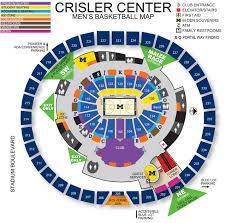 2019 20 crisler center guide